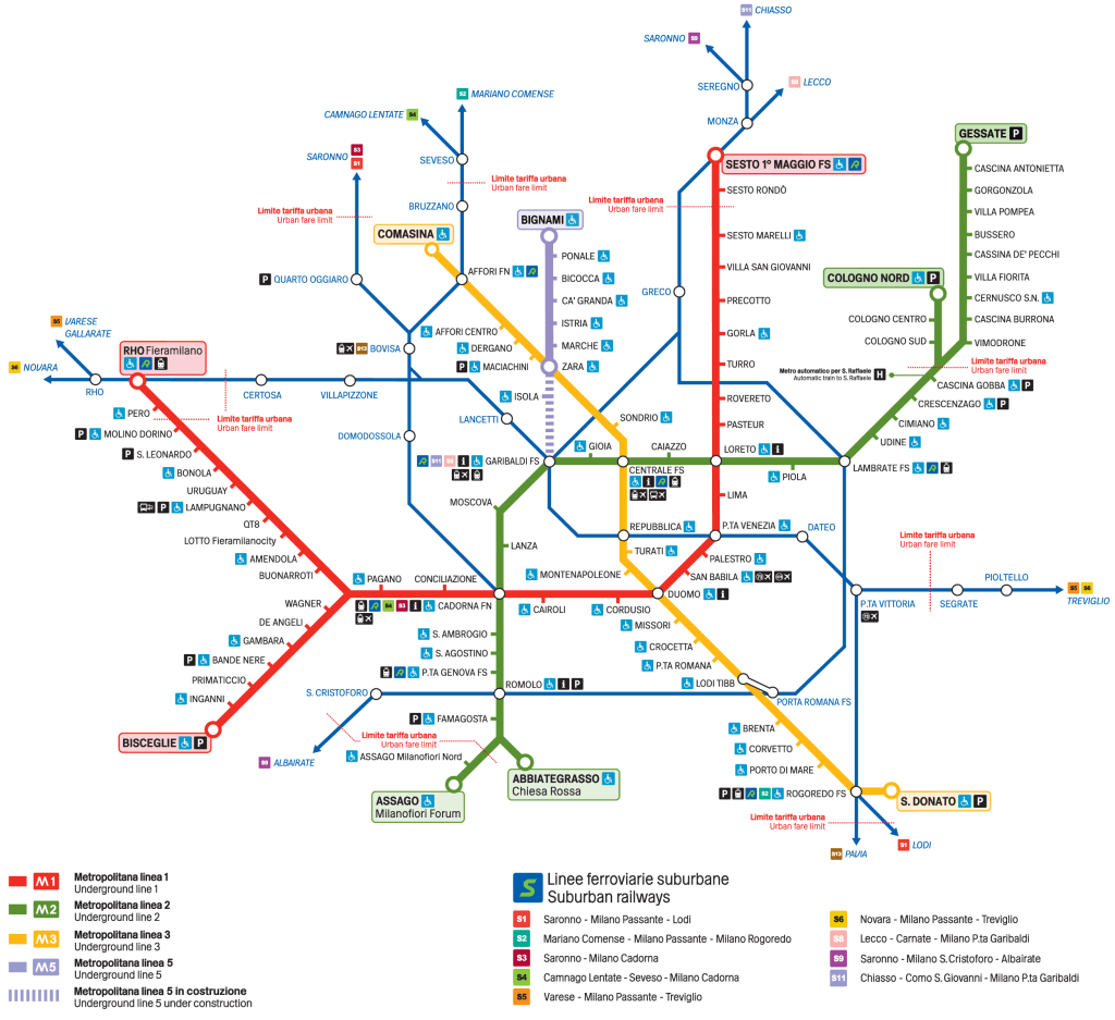 A Simple Guide to Milan Public Transport The Crowded Planet