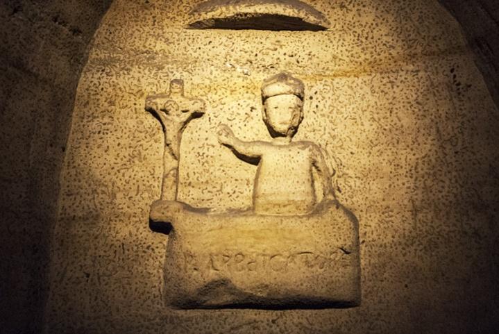 underground carving osimo