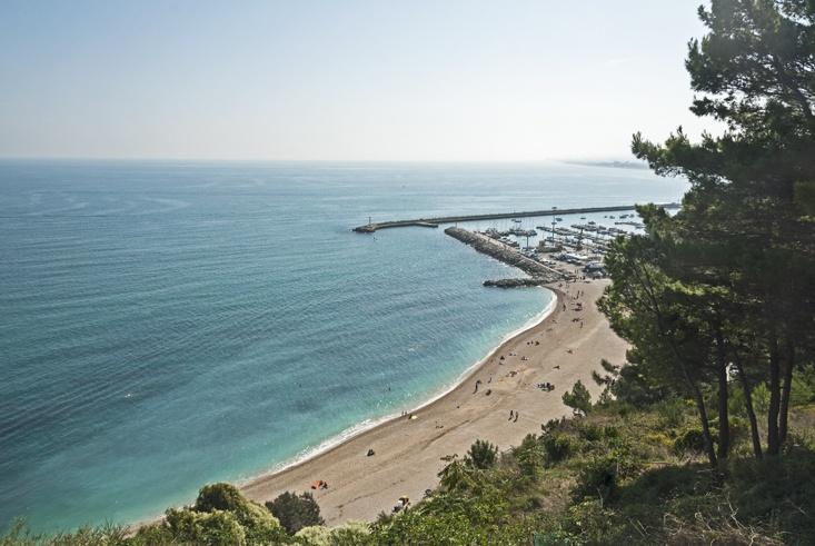 Visit mount conero coast