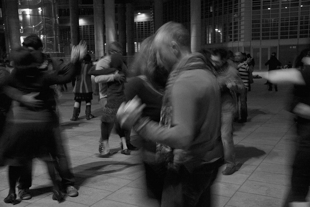 mazurka klandestina dance