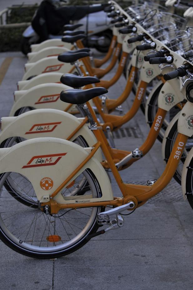 bikemi bicycles 2009