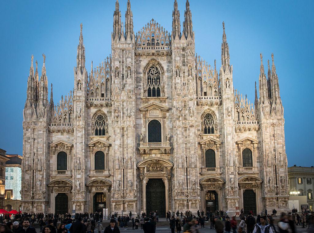 free things to do in Milan duomo