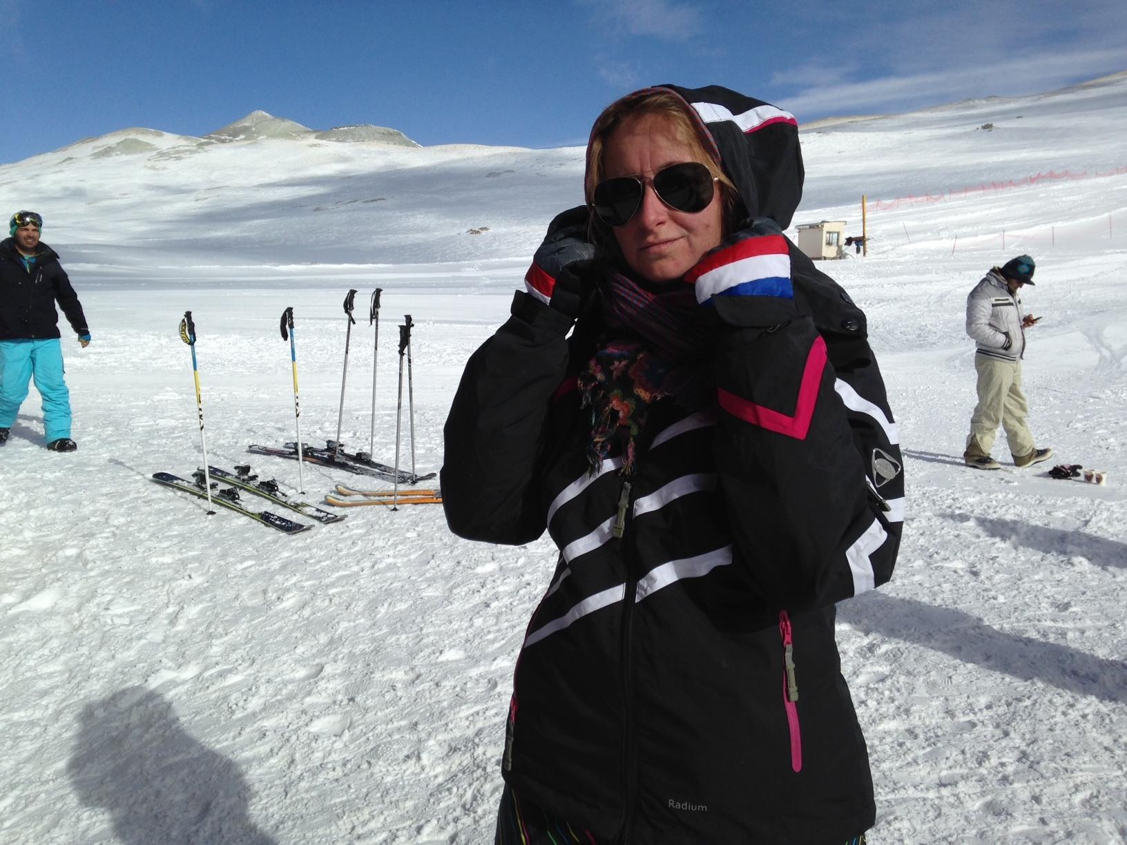 Trespass jeanie ski jacket Iran