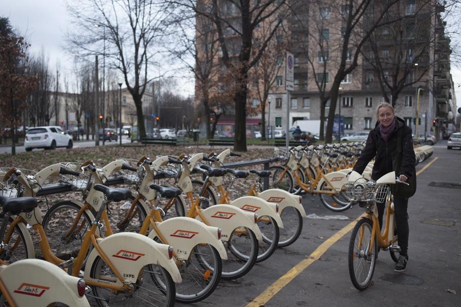 bike mi biciclette
