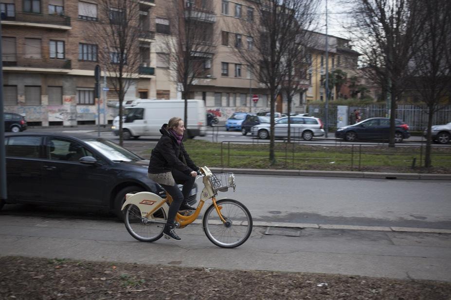 bike mi cycling lambrate