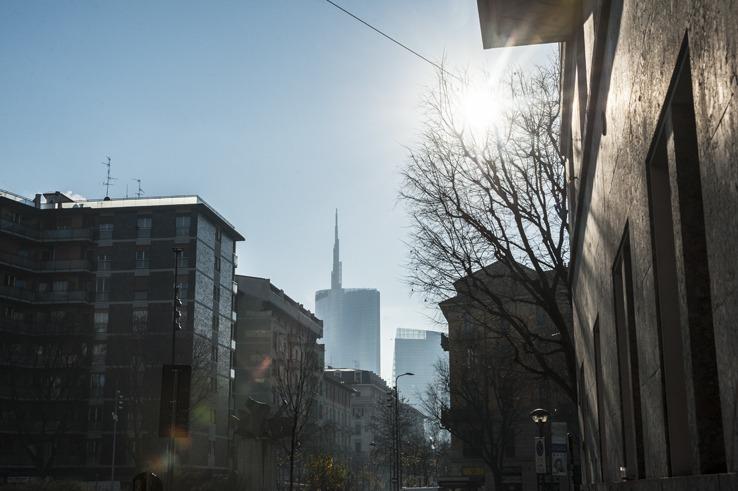 Milano isola porta nuova