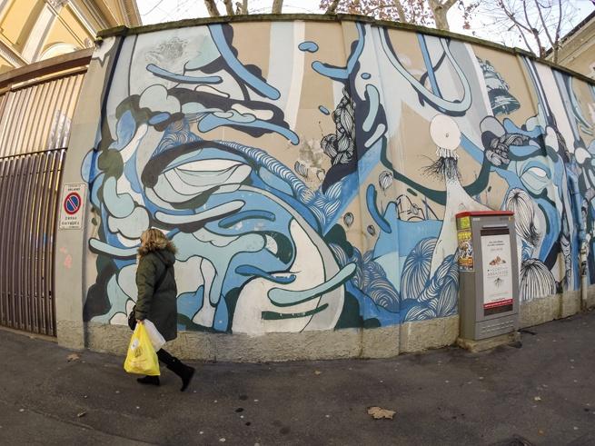 milan street art isola