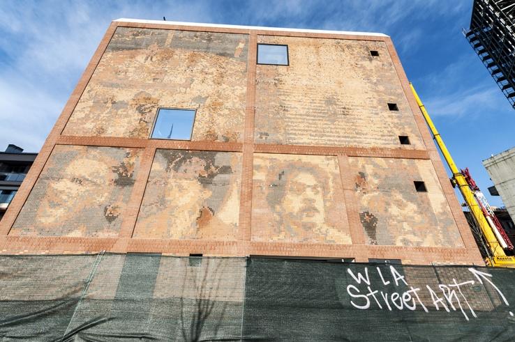 Milano isola w la street art
