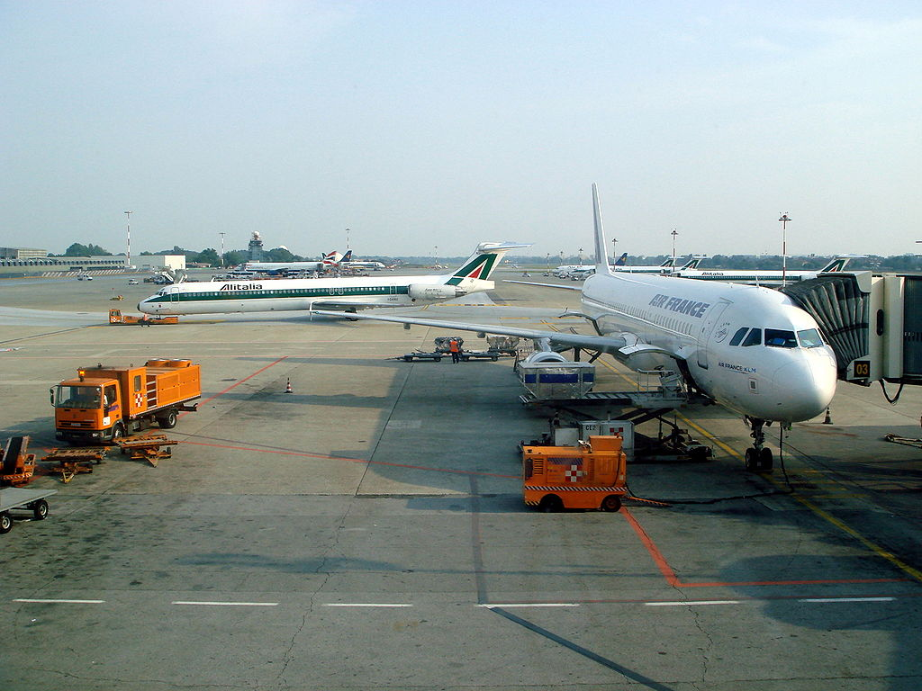 Linate Airport Hotel Shuttle