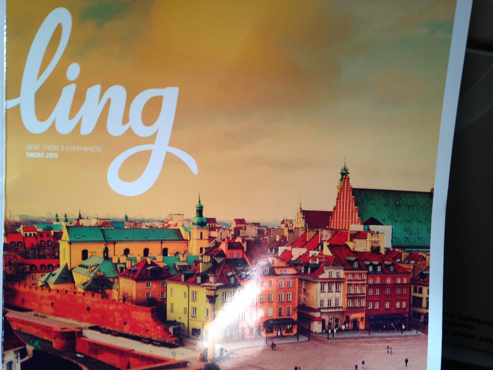 vueling ling mag