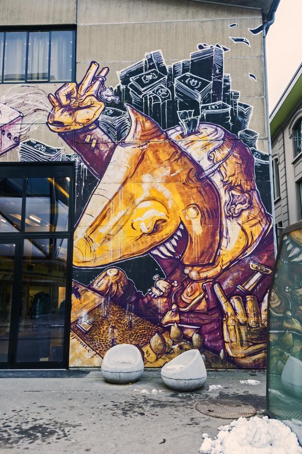 street art le flon lausanne