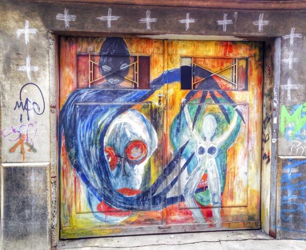 street art lausanne
