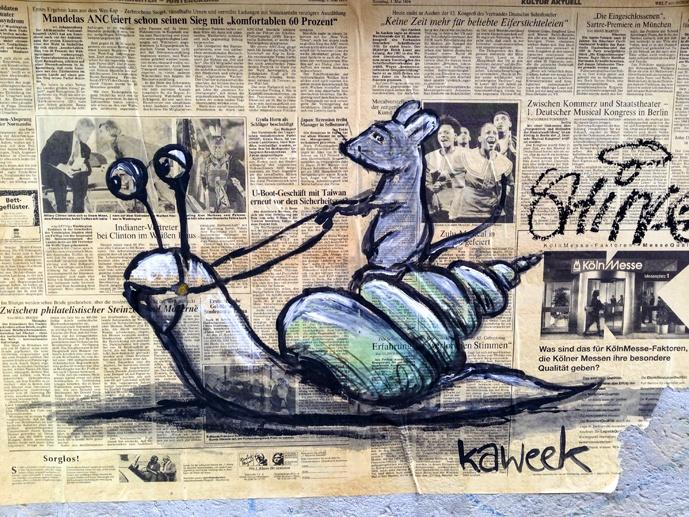 kaweek snail dresden