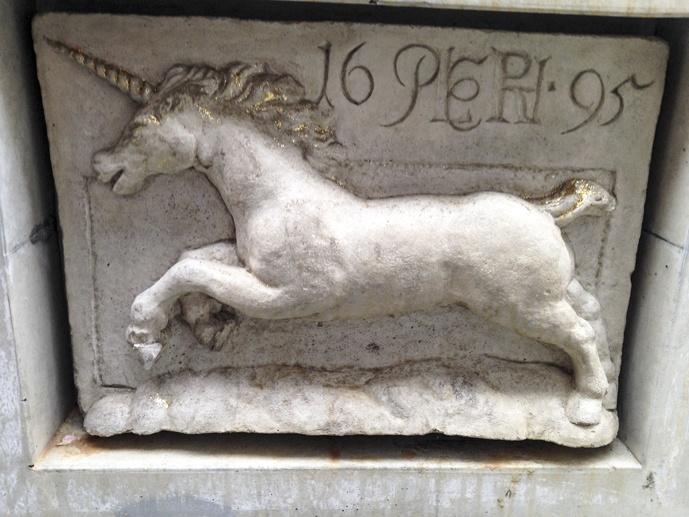 Dresden Germany unicorn