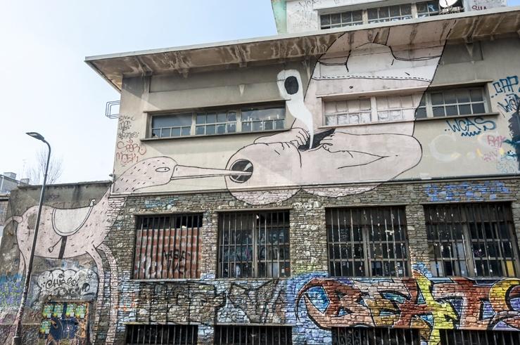 milan street art blu leoncavallo