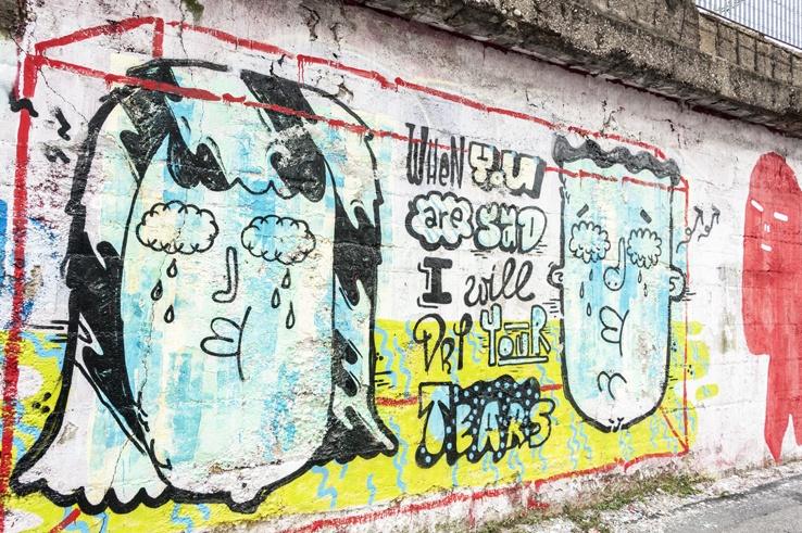 street art leoncavallo milan 2