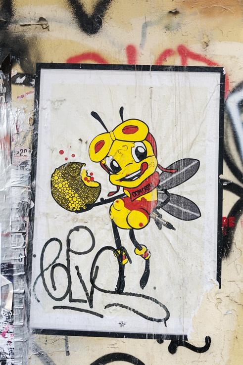 Milan Street Art porta ticinese