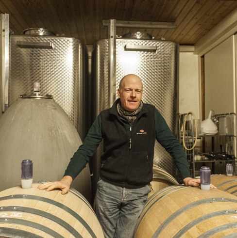 Blaise Duboux wines lavaux switzerland