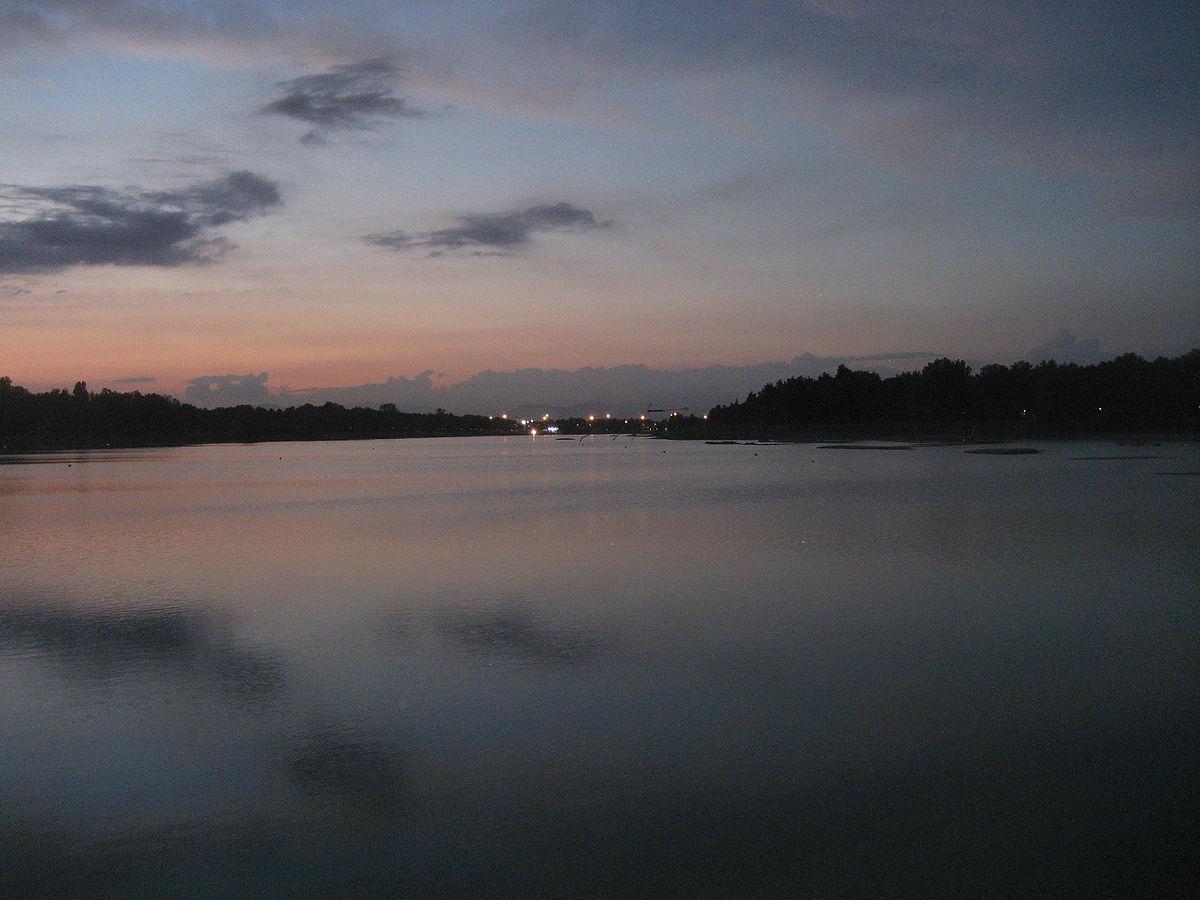 idroscalo sunset