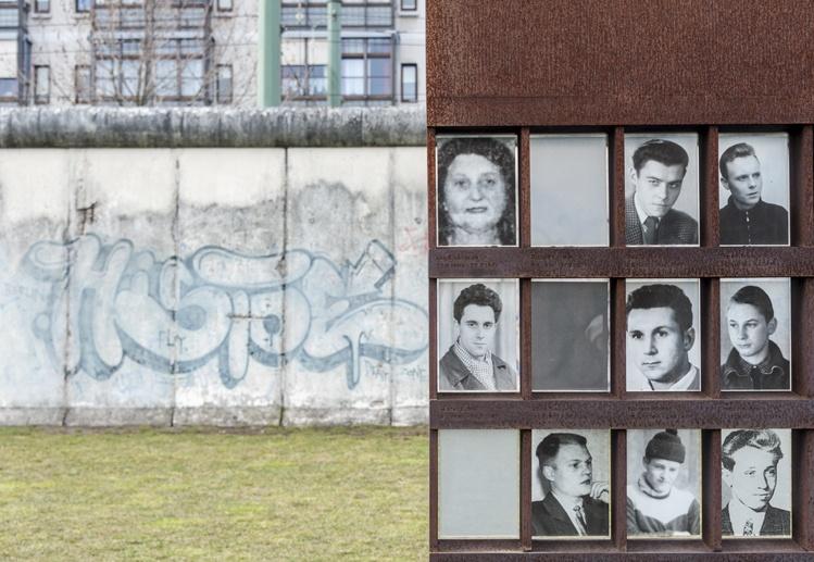 berlin wall memorial victims
