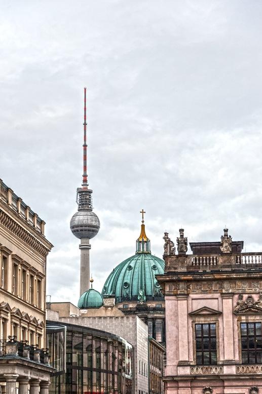 art in berlin museum island
