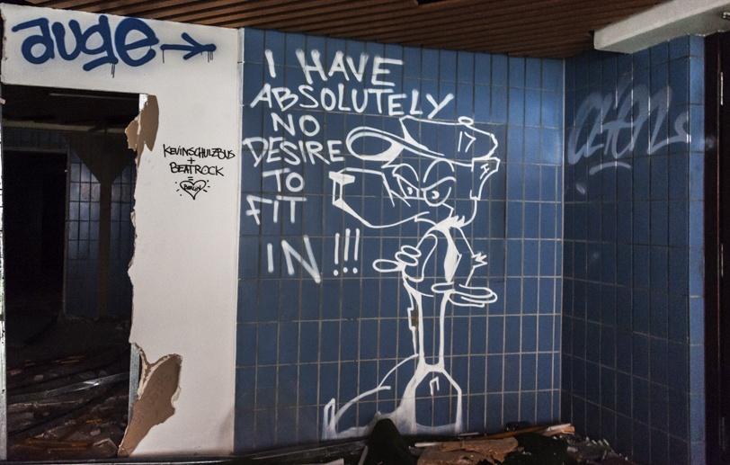 berlin blub graffiti