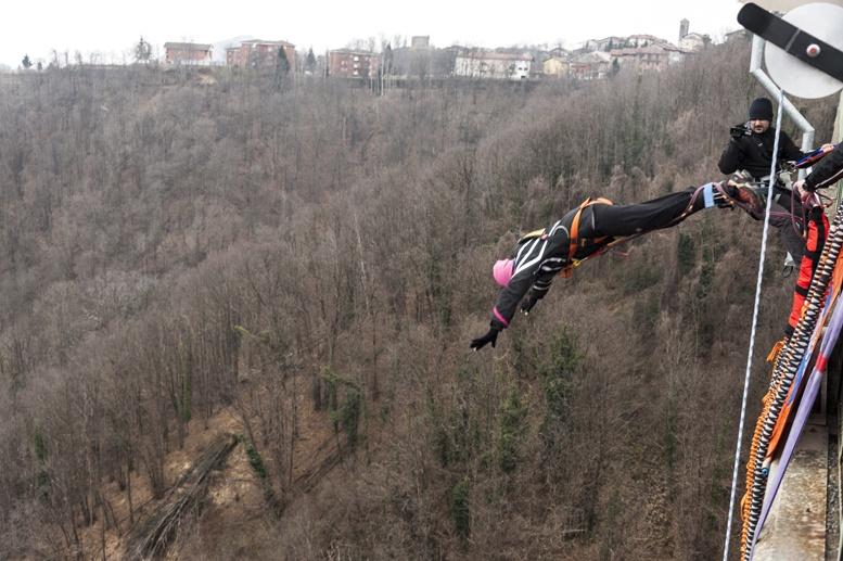 biella bungee jumping adevnture