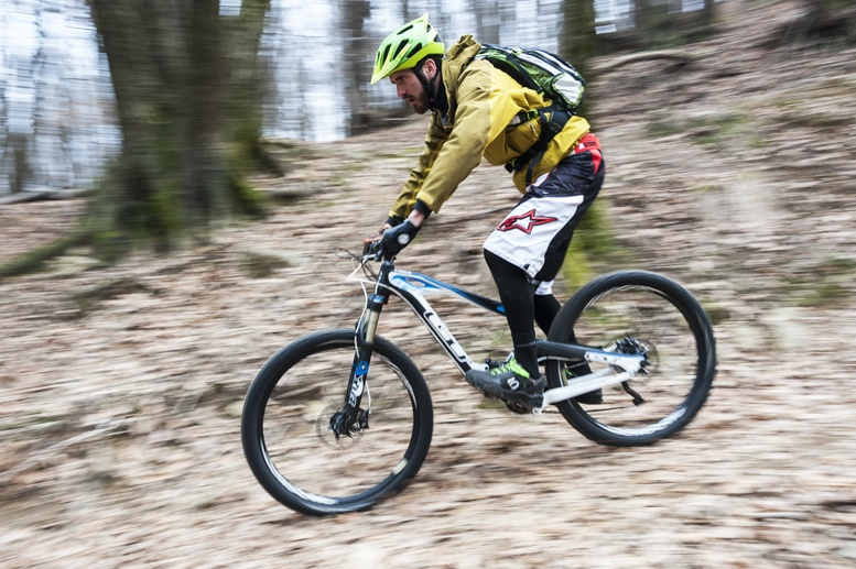 downhill mountain bike biella