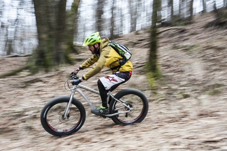 fat bike downhill biella