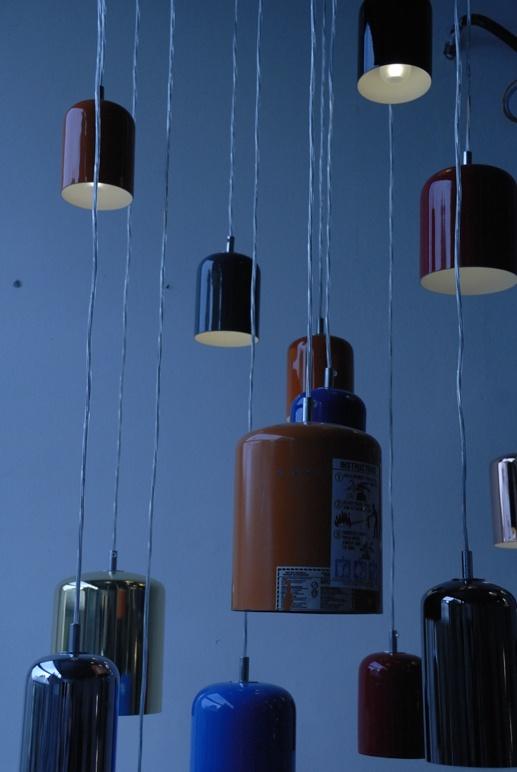 milan design week lamps
