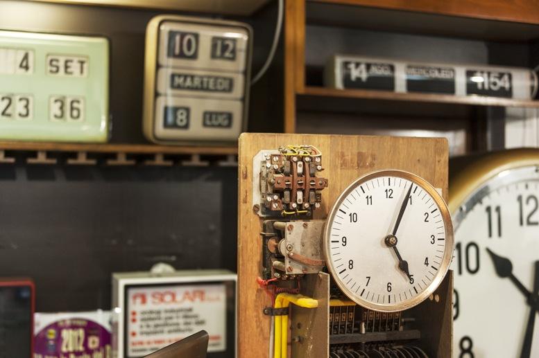 pesariis clock museum