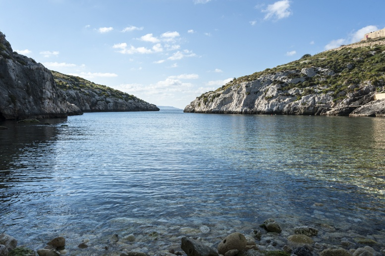Mgarr Ix Xini fjord