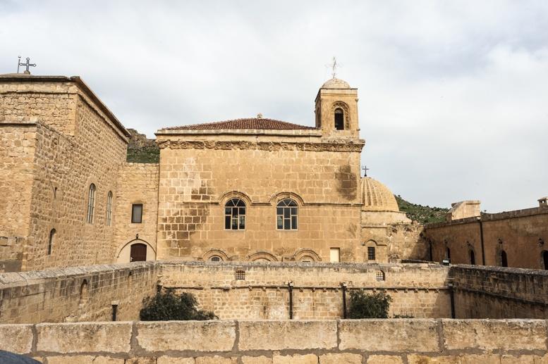Mor Hananyo Monastery mardin