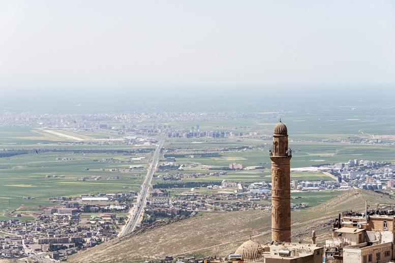mardin mesopotamia view