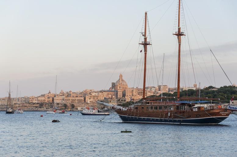 malta public transport valletta sliema