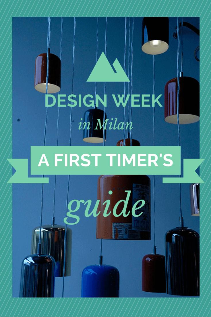 design week pin