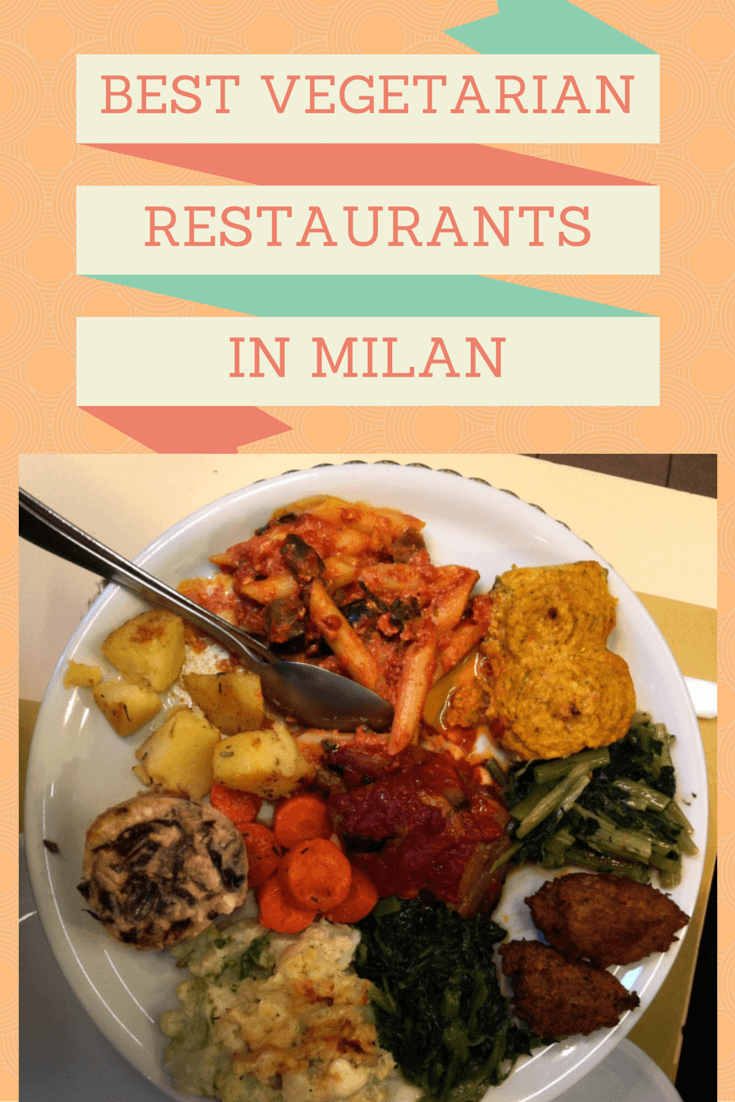 Best vegetarian restaurants in milan the crowded planet for Best coffee in milan