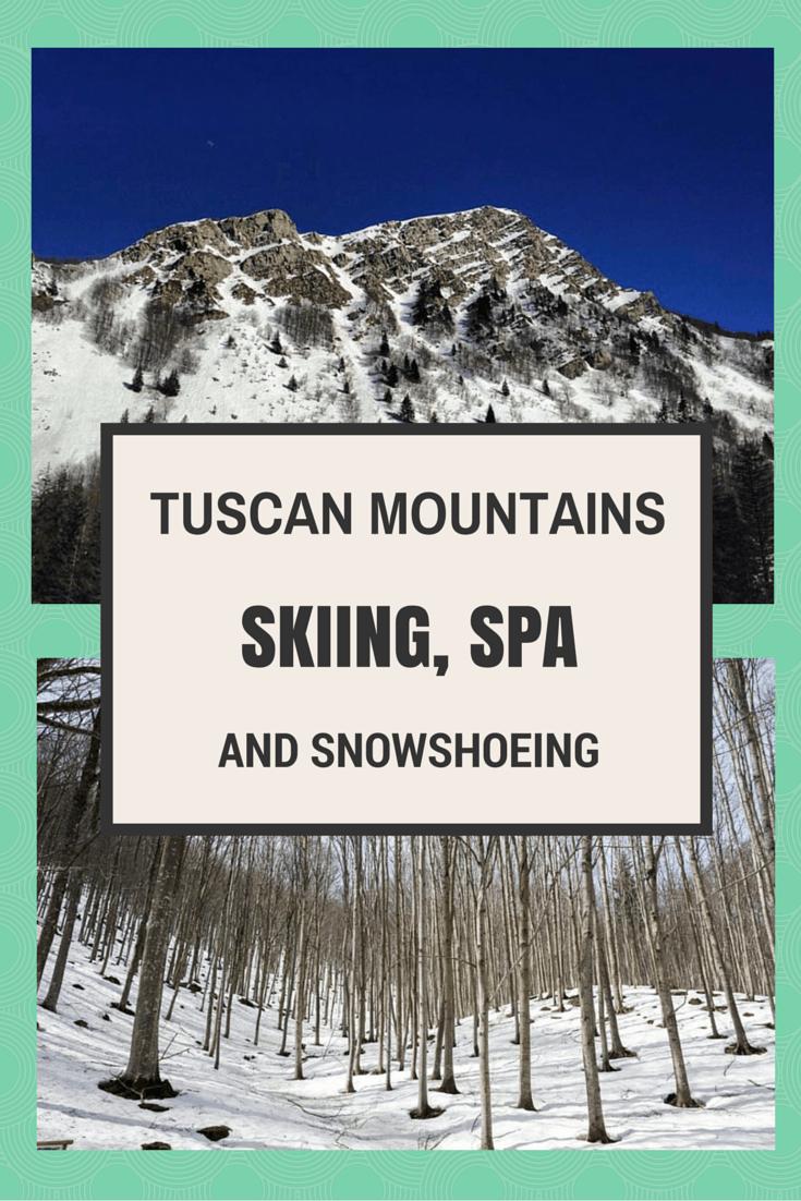 tuscan mountains pin