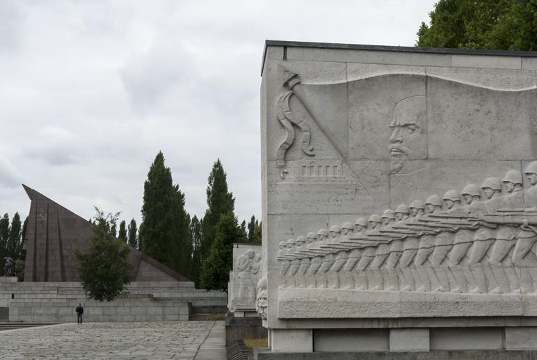 treptow park soviet memorial