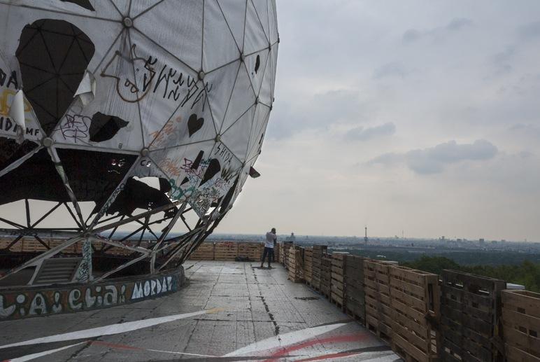 teufelsberg urbex berlin rooftop