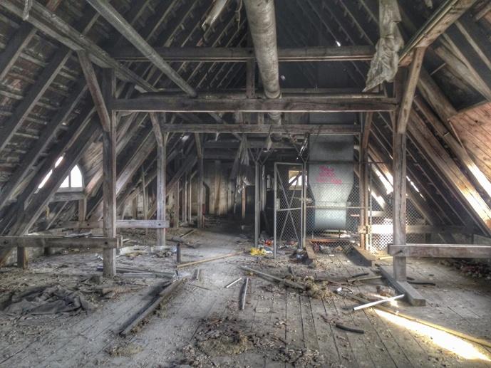 neukolln hospital berlin attic
