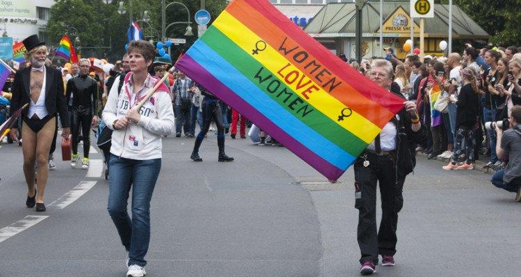 CSD Berlin women love women