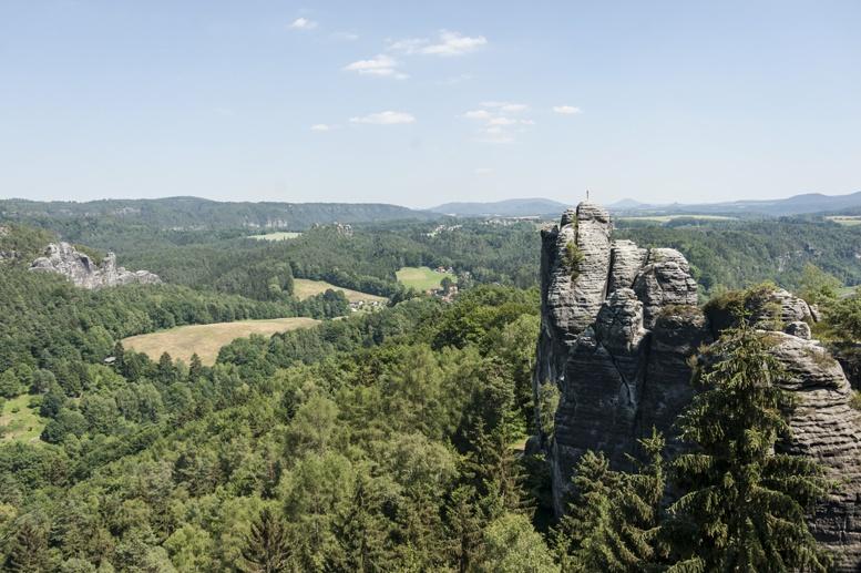 saxon switzerland rocks