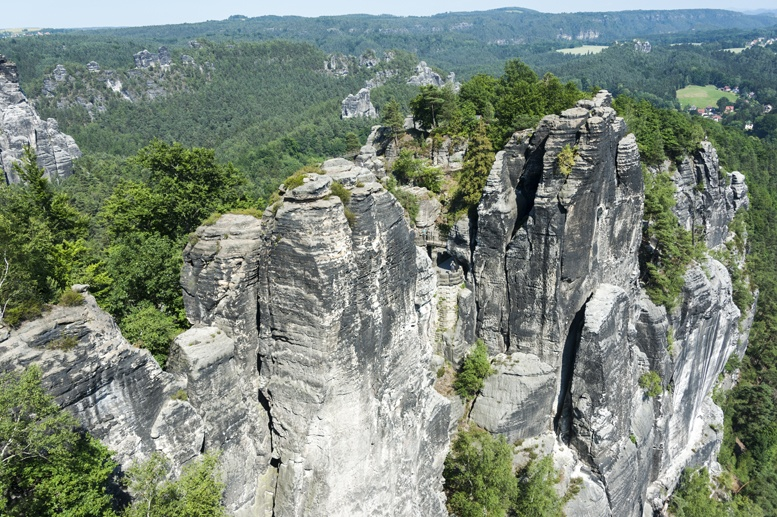 saxon switzerland climbing