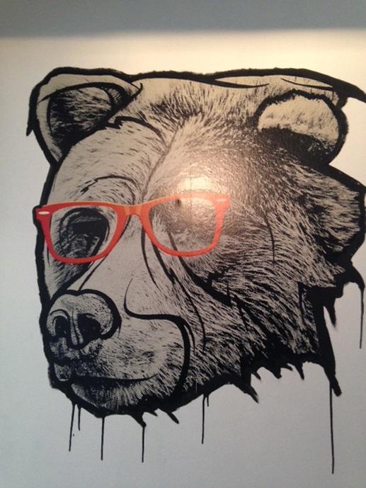 pfefferbett hostel bear