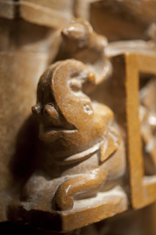 Jaisalmer Jain elephant
