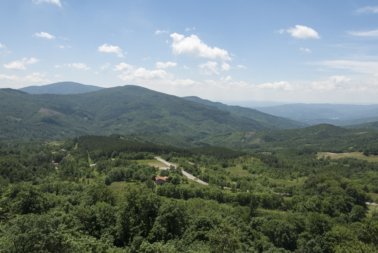 la verna view sanctuary