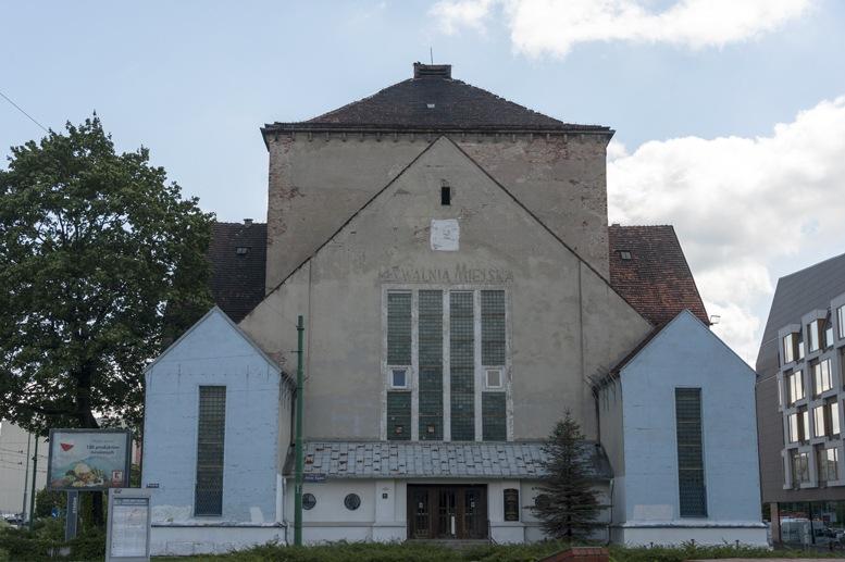 poznan synagogue