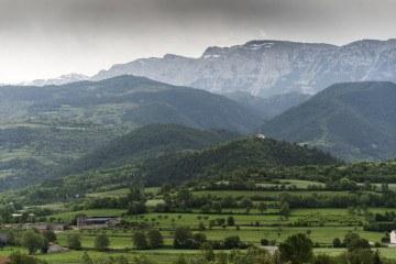 catalan pyrenees views
