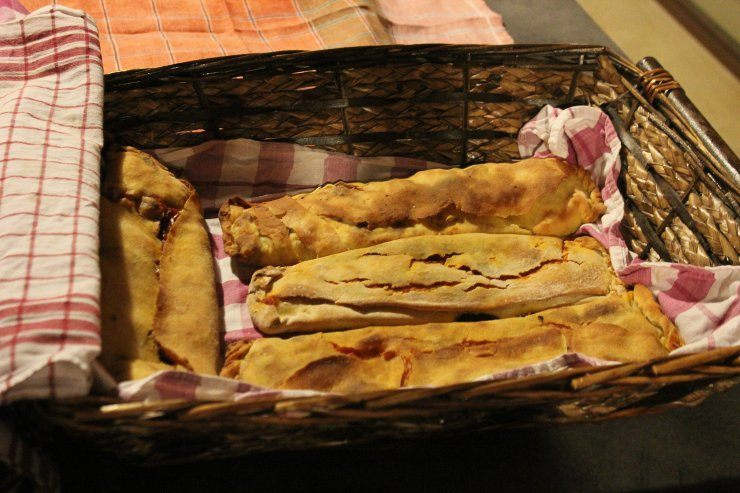 scacce sicilian food
